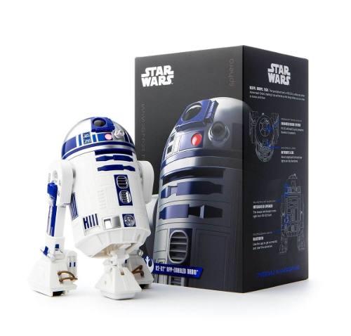 Robot Sphero R2d2 Star Wars Control Con Celular Bluetooth