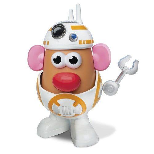 Señor Cara De Papa Star Wars Bb8 18 Piezas Playskool Hasbro