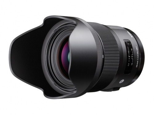 Sigma Lente 35mm F1.4 Dg Hsm Art/nikon (msi)