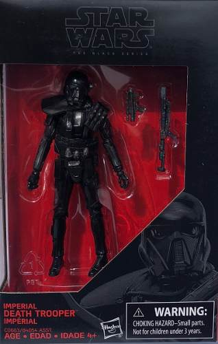 Star Wars Black Series 3.75 In Imperial Death Trooper