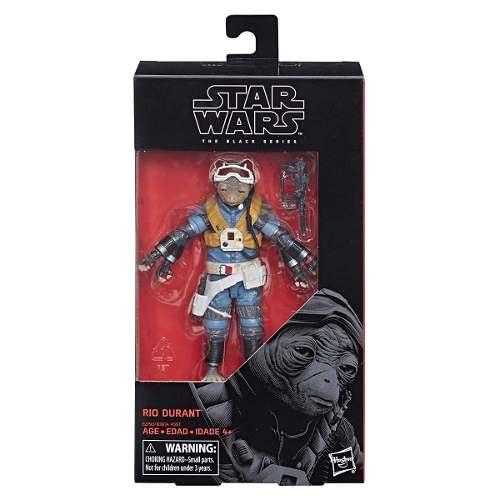 Star Wars Black Series Figura Rio Durant 6 Inch, Hasbro