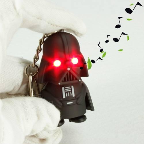 Star Wars Darth Vader Llavero