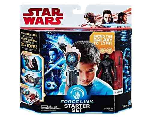 Star Wars Force Link Kit De Inicio Kylo Ren Disney Hasbro