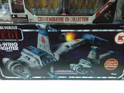 Star Wars Return Of The Jedi B Wing Figther Tmc