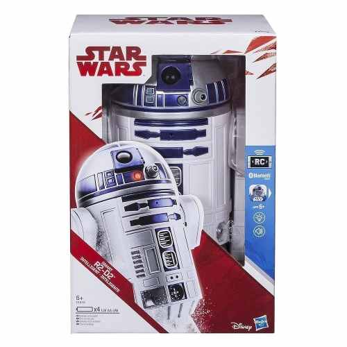 Star Wars Smart R2d2 Robot Inteligente R2-d2 Disney