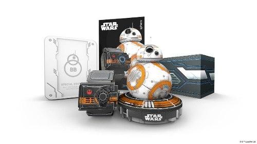 Star Wars Sphero Bb8 Edicion Especial Envio Gratis