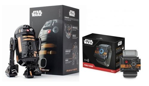 Star Wars Sphero R2-q5 + Force Band + Envio Gratis!!
