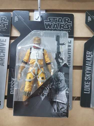 Star Wars The Black Series Archive Bossk
