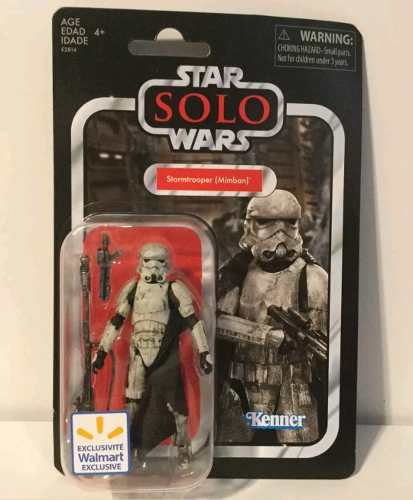 Star Wars Vintage Collection Mimban Stormtrooper Exclusive