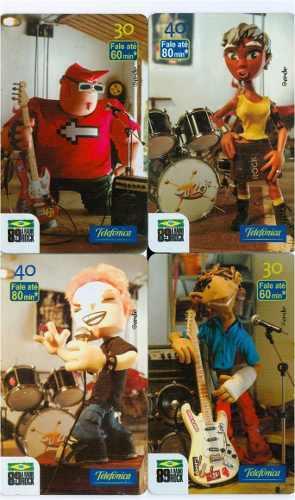 Tarj Brazil Banda De Rock