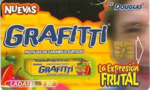 Tarj Grafitti Douglas