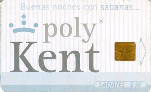 Tarj Poly Kent Sabanas