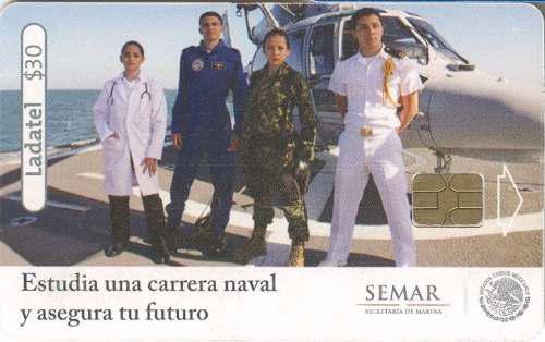 Tarj Semar Estudia Una Carrera Naval