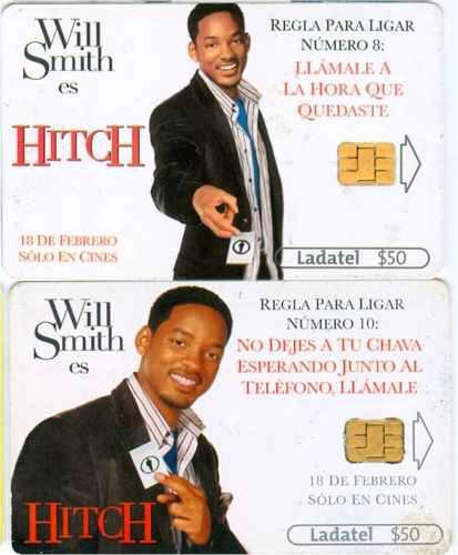 Tarj Will Smith Es Hitch Dos Tarj Que No Te Deben De Faltar