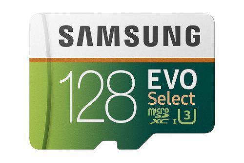 Tarjeta De Memoria Con Adaptador De 128 Gb Microsdhc Evo