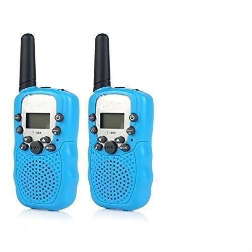 Tkstar 2 Pack - 22 Channel Walkie Talkies 2 Way Radio Mini 2
