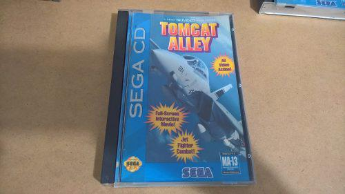 Tomcat Alley Sega Cd