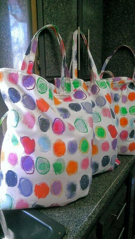 Bolsas para la compra de mandado, fruta, verdura, semillas y
