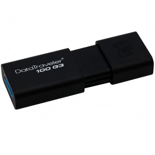 Memoria Usb 16gb Kingston Dt100 Retractil Kit De 10 Piezas