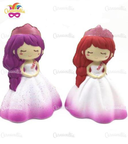Pack Squishys Kawaii Jumbo: Princesas