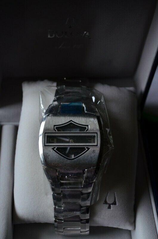 Reloj Harley Davidson by Bulova