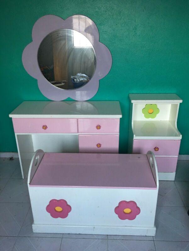 Set muebles para niña