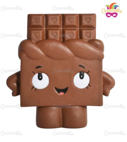 Squishy Jumbo: Barra De Chocolate