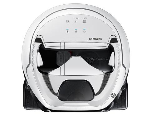 Aspiradora Robot Samsung Powerbot Star Wars Stormtrooper