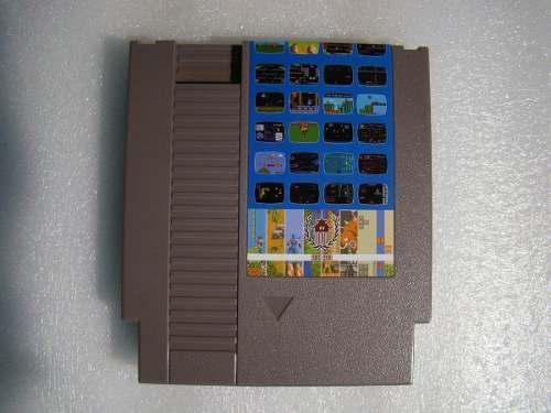 Cartucho Gen: Gris Super Games Nintendo Nes 405 Juegos En 1