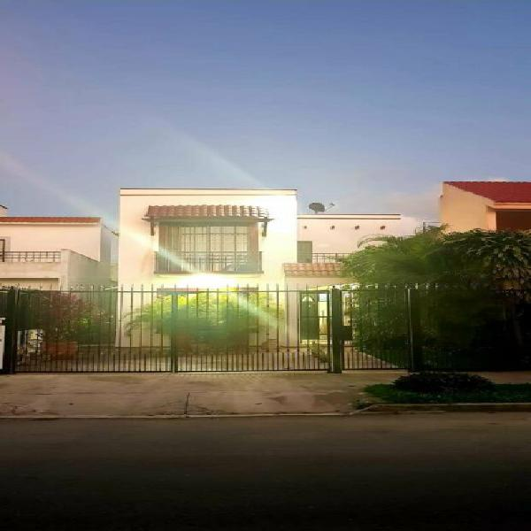 Casa en venta Santa Fe 3 Cancun Quintana Roo 4 recamaras