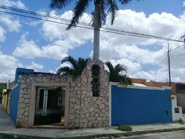 Casa en venta en Merida, Francisco de Montejo. ¡En esquina!