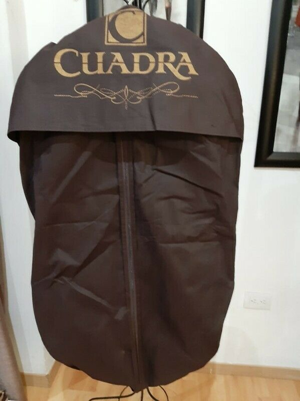 Chaleco CUADRA de piel de Borrego NUEVO con etiqueta en