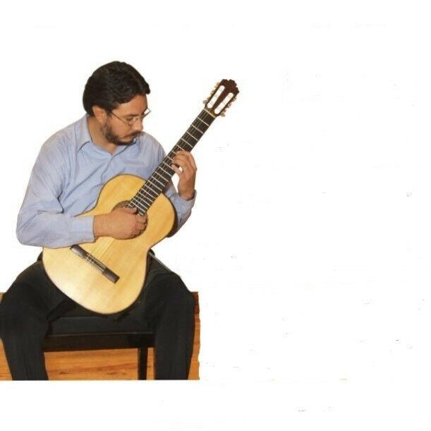 Clases de guitarra clásica, para todas las edades.