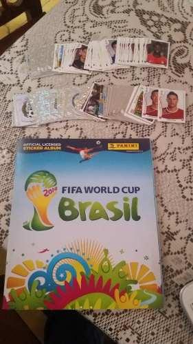 Estampas Del Mundial Brasil  Panini
