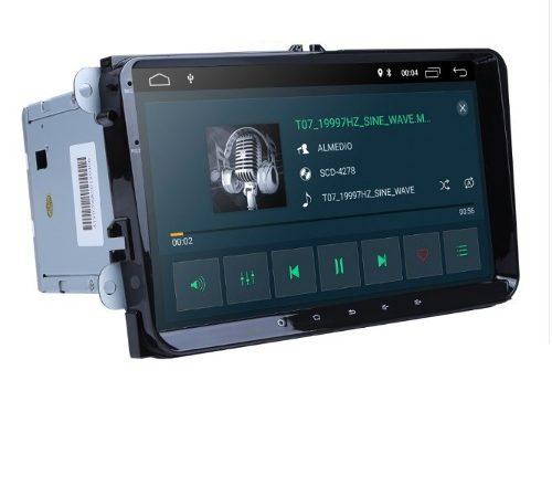 Estereo Android 8.1 Jetta Vento Polo Passat Vw Bora Gol 9