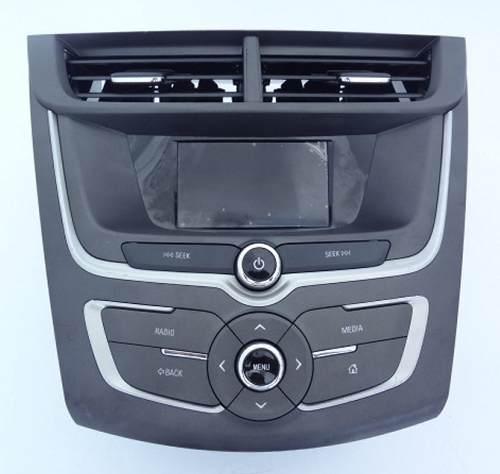 Estereo Chevrolet Original Aveo Display Am Fm Usb Bt