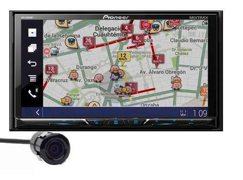 Estereo Pantalla Pioneer Avh-zbt Carplay Android Auto