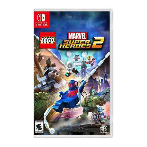 Juego Marvel Super Heroes 2 Nintendo Switch Ibushak Gaming