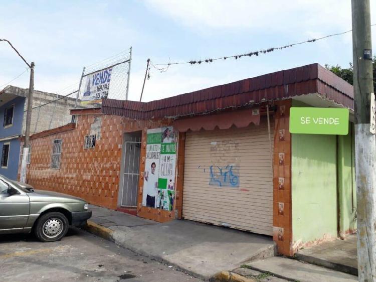 LOCAL COMERCIAL Y CASA 2 REC. $950,000.=
