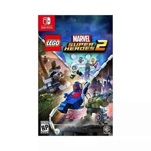 Lego Marvel Super Heroes 2 - Nintendo Switch Nuevo Sellado