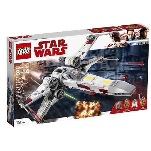 Lego Star Wars X Wing Starfighter