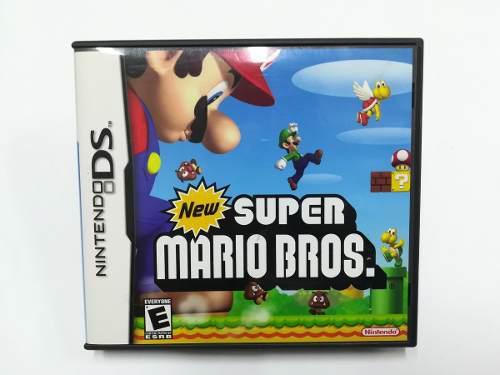 New Super Mario Bros Ds - Rka