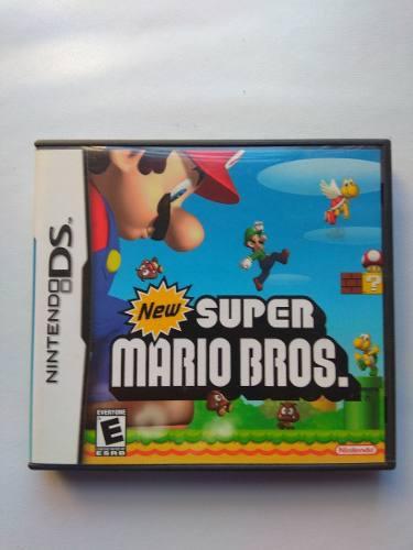 New Super Mario Bros Nintendo Ds