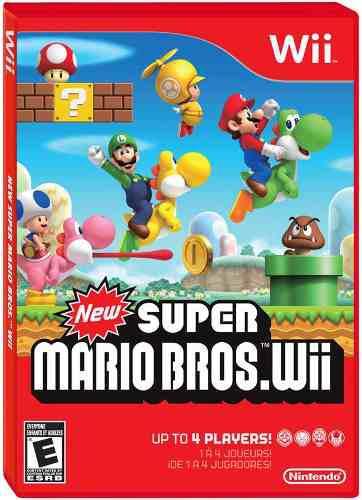 New Super Mario Bros::.. Para Nintendo Wii
