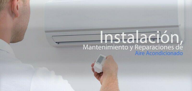Reparación e Instalación de Climas, Minisplit y Centrales