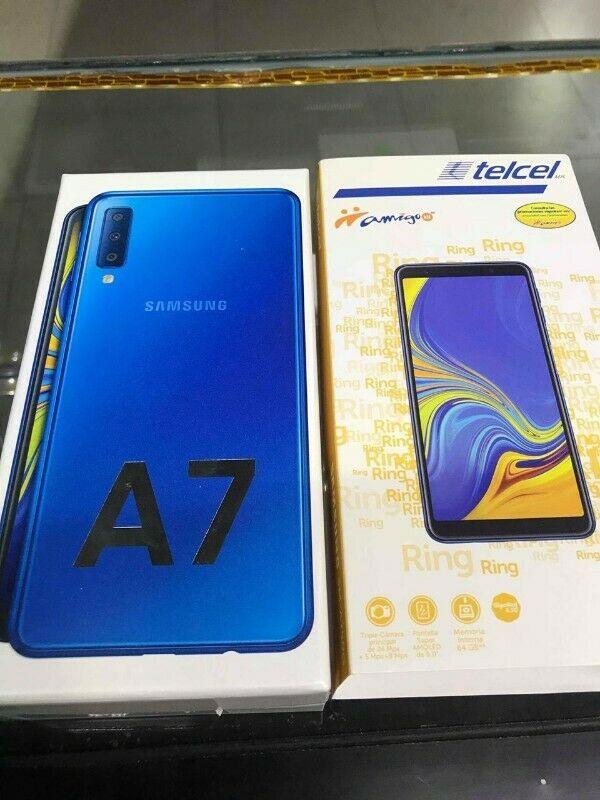 Samsung A CON GARANTIA