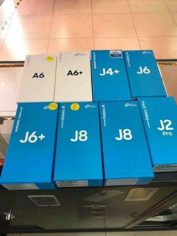 Samsung j6 CON GARANTIA