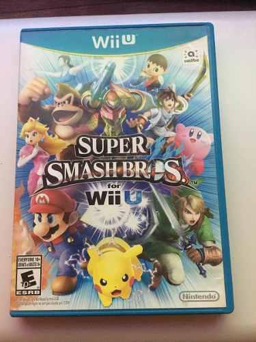 Súper Smash Bros Videojuego Nintendo Wii U