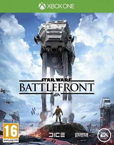 Star Wars Battlefront Xbox One Nuevo (en D3 Gamers)