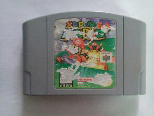 Super Mario 64 Nintendo 64 Bros